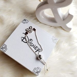 Disney Mickey Mouse Two-Tone bracelet NWOT